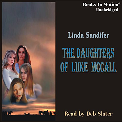 The Daughters of Luke McCall audiobook cover art