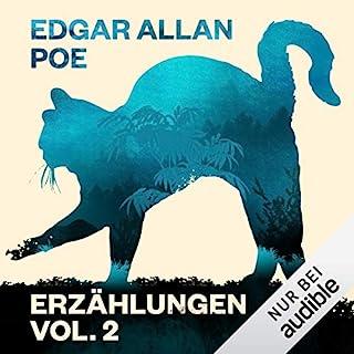 Edgar Allan Poe: Erzählungen 2                   Autor:                                                                                                                                 Edgar Allan Poe                               Sprecher:                                                                                                                                 Erich Räuker                      Spieldauer: 11 Std. und 15 Min.     123 Bewertungen     Gesamt 3,9