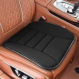 RaoRanDang Car Seat Cushion Pad for Car Driver Seat Office Chair, Computer Chair with Non Slip Bottom Memory Foam Seat Cushion(Black) mesh office chair Nov, 2020