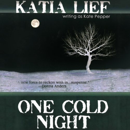One Cold Night audiobook cover art