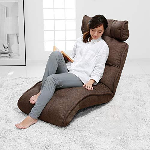 ベガコーポレーション『LOWYAリクライニングソファ座椅子』