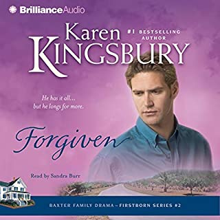 Forgiven audiobook cover art