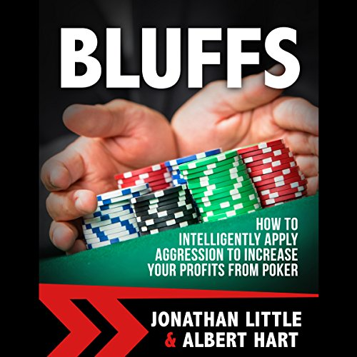 Bluffs audiobook cover art