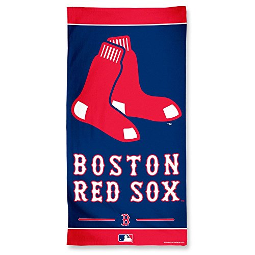 Wincraft MLB BOSTON RED SOX Fiber Beach Towel