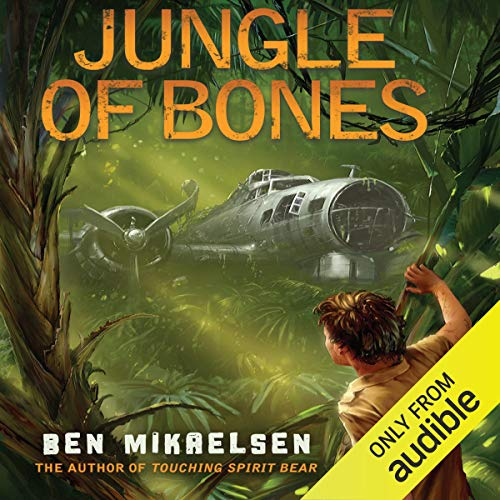 Jungle of Bones audiobook cover art