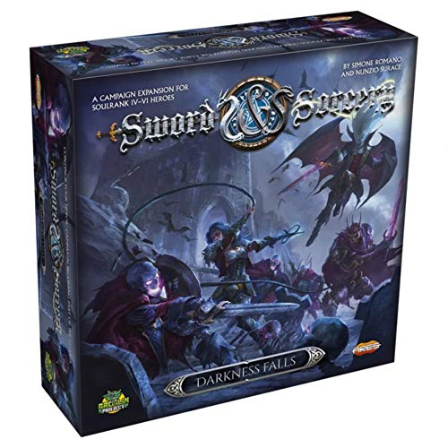 Ares Games Sword and Sorcery: Darkness Falls