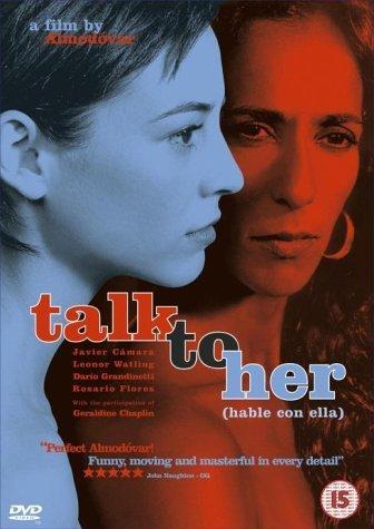Talk To Her (Hable Con Ella) DVD [Reino Unido]