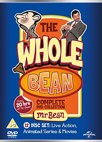Mr. Bean - The Whole Bean (Complete Collection) - 12-DVD Box Set ( ) [ UK Import ]