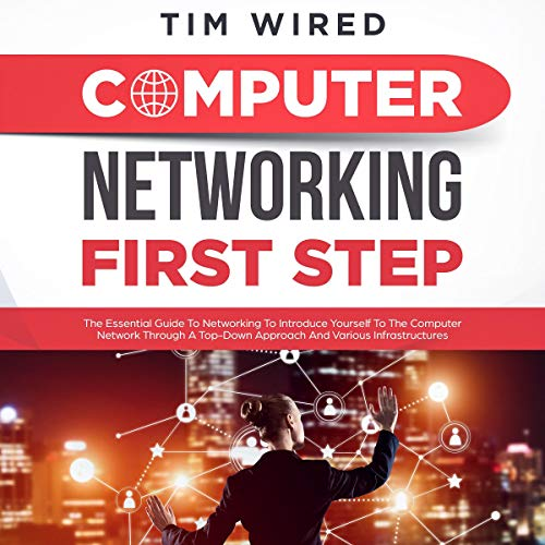 Computer Networking First Step audiobook cover art