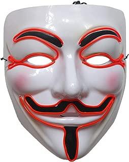 Best v for vendetta mask prop replica Reviews