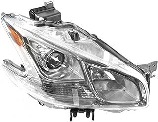 HID Xenon Headlight Headlamp Passenger Side Right RH w/Ballast for 09-13 Maxima