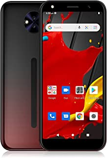 Android Phones LCD5.5' 8GB+1GB Ram, SD Card 64GB High Performance,2.0+5.0 M Pixels (Face Unlock)