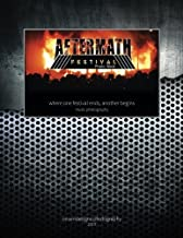 Aftermath Festival Photo Book by Adrian Onsen (2014-11-28)