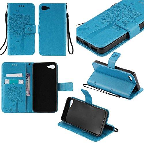 Guran® PU Leder Tasche Etui für Lenovo ZUK Z2 5