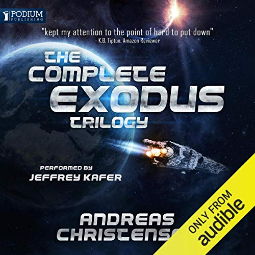 The Complete Exodus Trilogy cover art