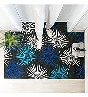 MDCG [カット可能] カーペット ホーム 戸口 ホーム リビングルーム 浴室 泥だらけ シルクループ カーペット (Color : D, Size : 120x150cm)