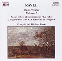 Ravel : Piano Works - Vol. 2 by RAVEL (1995-03-21)