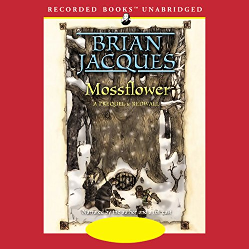 Mossflower audiobook cover art