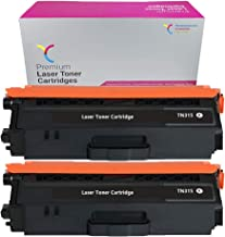 High Yield, BKCMY, 4-Pack YiChuang Compatible Toner Cartridge Replacement for Brother TN115BK TN115C TN115M TN115Y HL-4070 HL-4040 MFC-9840 DCP-9040 HL-4040 MFC-9450 SD-10Y-HL-4050 DCP-9042