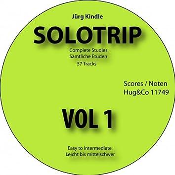 Solotrip, Vol. 1 (Complete studies vol. 1)