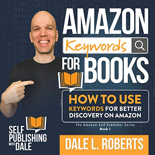 Amazon Keywords for Books Audiobook By Dale L. Roberts cover art
