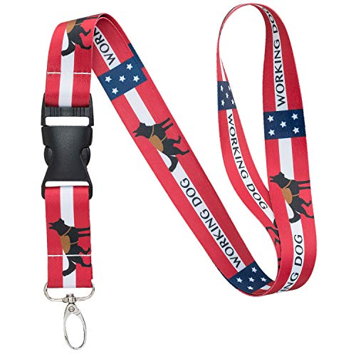 Dog Breed Lanyard (Working Dog)