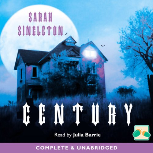 Century                   By:                                                                                                                                 Sarah Singleton                               Narrated by:                                                                                                                                 Julia Barry                      Length: 6 hrs and 38 mins     2 ratings     Overall 2.0
