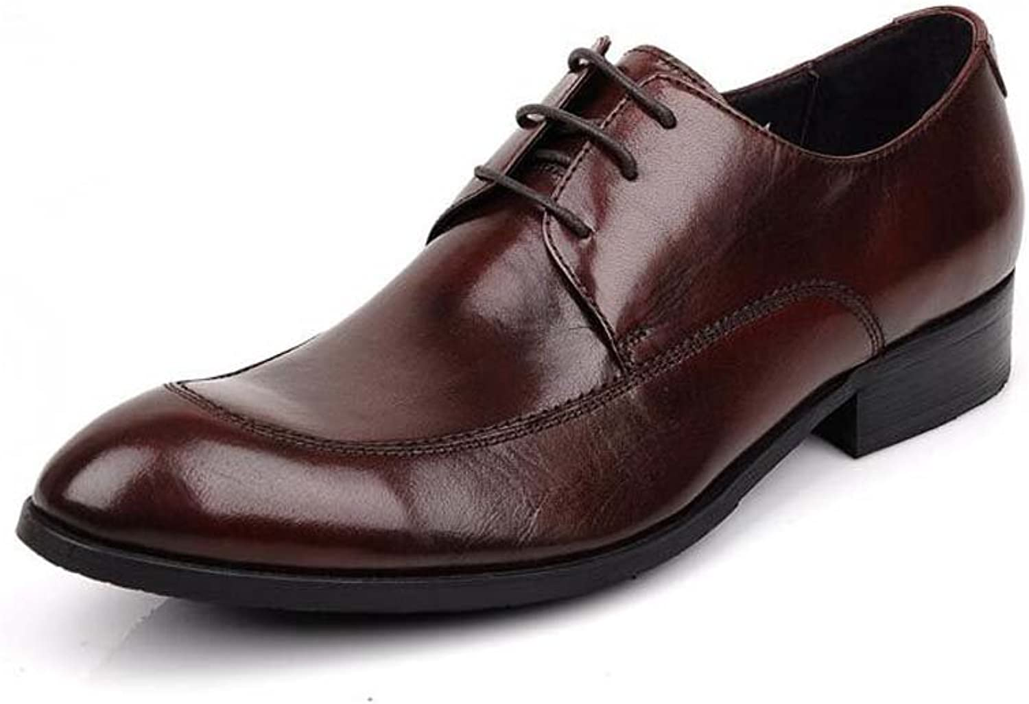 Men's shoes Dress shoes Work shoes Wedding shoes Atmosphere Fashion New