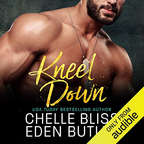 Kneel Down audiobook cover art