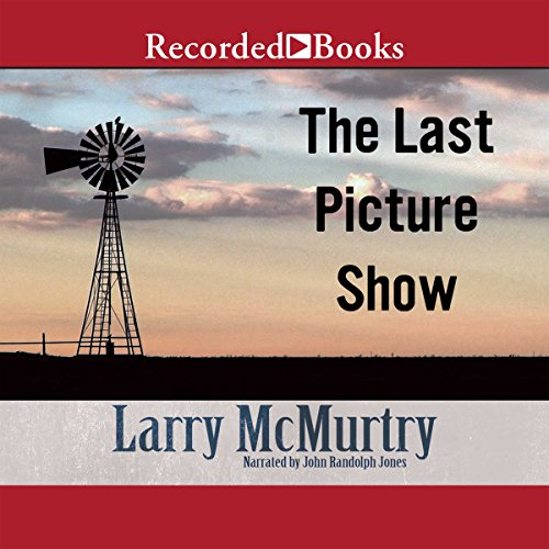 The Last Picture Show audiobook cover art