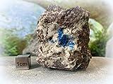UKGE Pietra Minerale in cavansite, Cristallo curativo, Certificato SilverGeo, 100% Originale.