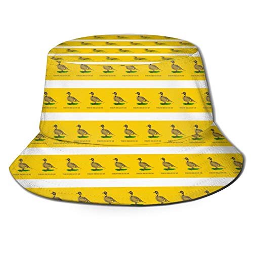 OptiCase Throw Bread On Me Fisherman Hat Sun Hat Foldable and Breathable Protect Face and Head Suitable for Outdoor Activities for Men and Women Black