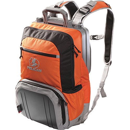 Pelican Products 0S1400-0003-150 Progear Sport Tablet Backpack for iPad/Tablets/Netbooks/Camera (Orange)