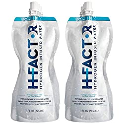 HFactor Hydrogen Infused Pure Drinking Water