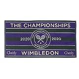 Christy Wimbledon 2020 Championship - Toalla para Hombre, Color Verde