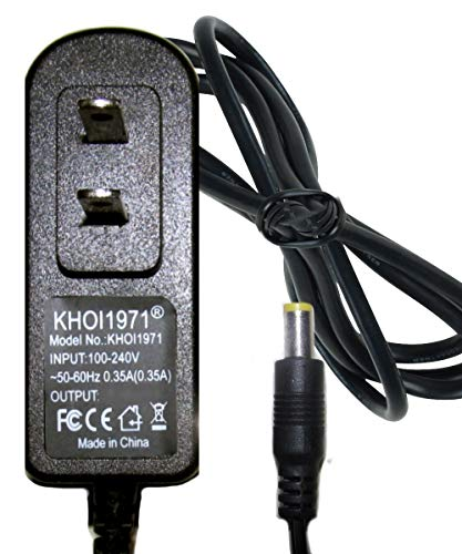KHOI1971 Wall Charger AC Adapter Power Compatible with Olight S80 Baton Flashlight - Charger NOT Created or Sold by Olight