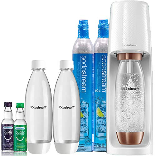 SodaStream Fizzi Sparkling Water Maker Bundle with bubly drops - $109.99