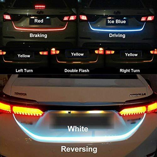 Projecteur antibrouillard feux de jour DRL Blanc feu de route rond /à 9 LED pour voiture