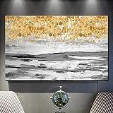 N / A Pintura sin Marco Arte Abstracto Moderno Cuadro de Pared Impresiones en Lienzo y póstersZGQ8963 60x90cm