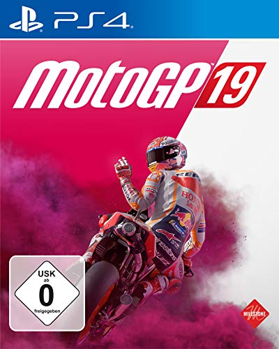 MotoGP 19, 1 PS4-Blu-ray Disc