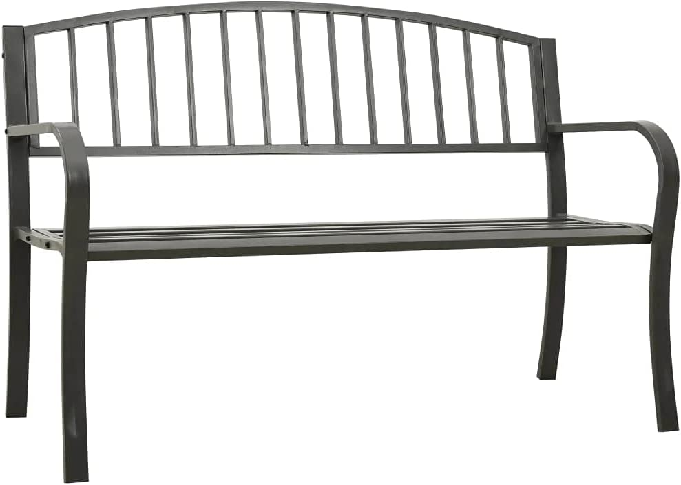 vidaXL Garden Bench Outdoor Patio Sales results No. 1 Large special price Park Backyard Terrace Balcony