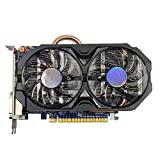 XXG Fit for GIGABYTE GTX 750Ti 2GB Video Card 128Bit GDDR5 Graphics Cards GV-N75TOC-2GI GTX 750 Fit for NVIDIA Geforce GTX750 Ti Hdmi Dvi Cards Graphics Cards