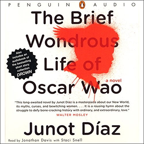 The Brief Wondrous Life of Oscar Wao  By  cover art