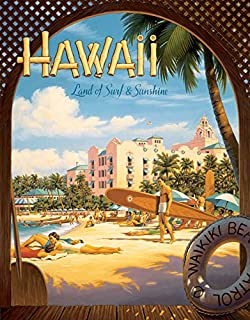 Best hawaii tin signs Reviews