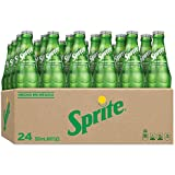 Mexican Sprite Glass Bottle, 12 fl oz, 24 Pack