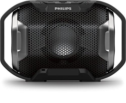 Philips Shoqbox Portable Waterproof Speaker (SB300B/37)