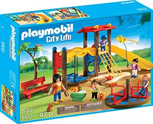 Ensemble de Terrain de Jeu pour Enfant Playmobil - 0