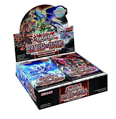 Yu-Gi-Oh! TRADING CARD GAME Display - Battles of Legend: Armageddon