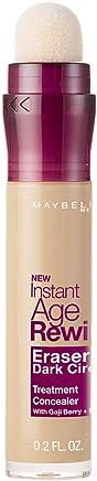 Maybelline New York Instant Age Rewind Eraser Dark Circles Concealer 120 Light
