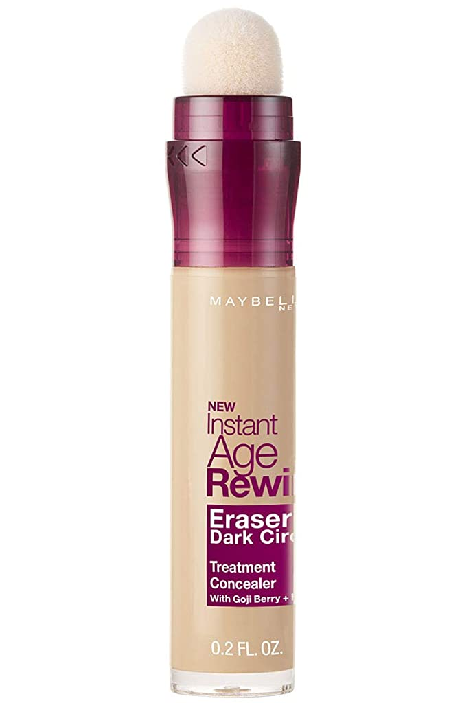 傑出したなんでも拡散するMAYBELLINE Instant Age Rewind Eraser Dark Circles + Treatment Light (並行輸入品)